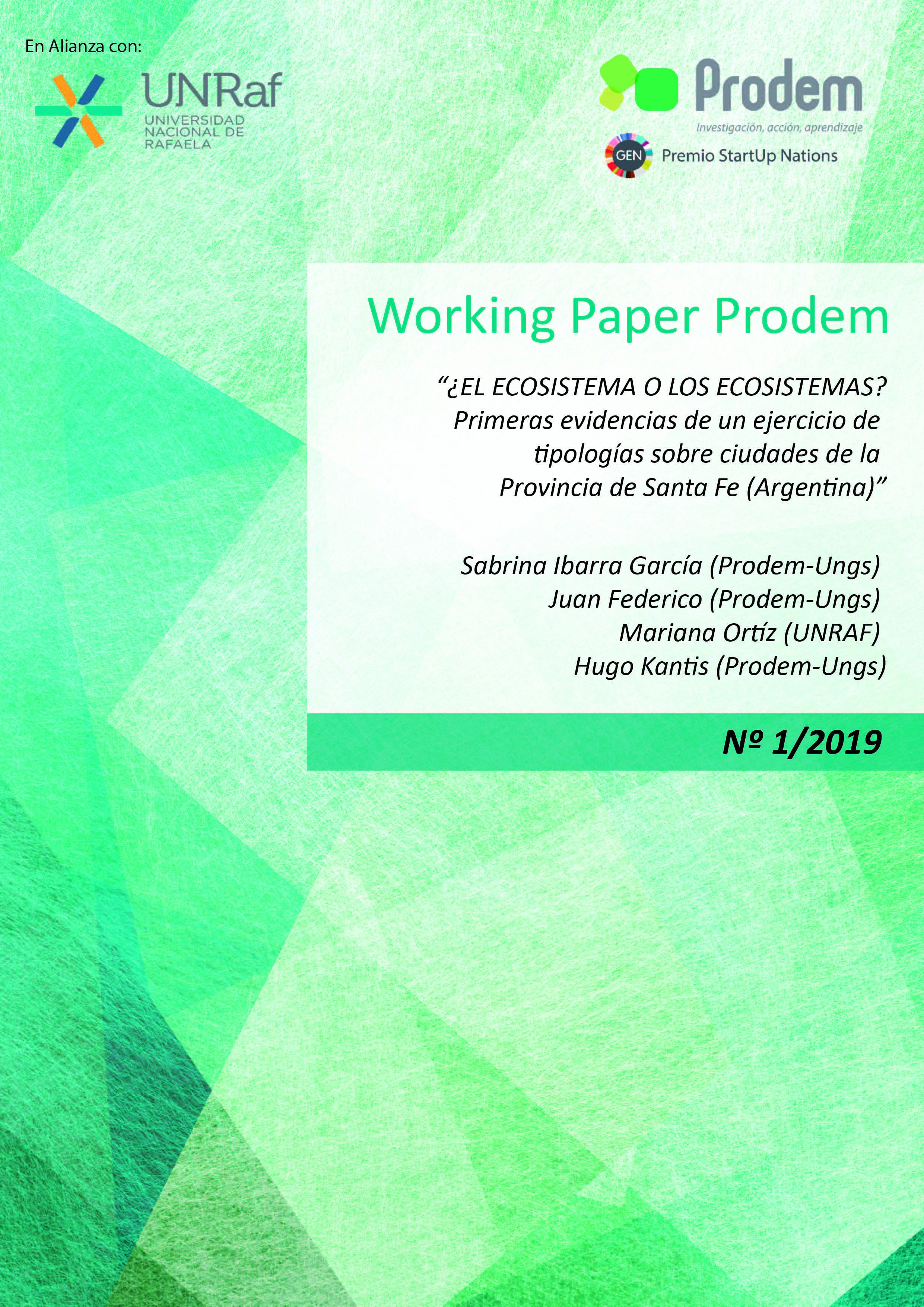 Working Paper Tapa alianza UNRAF_tapa_1_2019-01